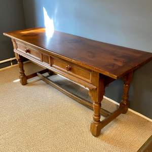 18th Century Oak Dresser Base