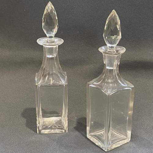 Unusual Silver Oil and Vinegar Bottle Stand image-5