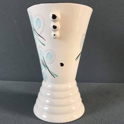 Arthur Wood 1930s Hand Painted Vase image-2