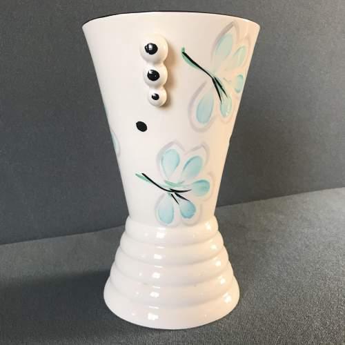 Arthur Wood 1930s Hand Painted Vase image-4