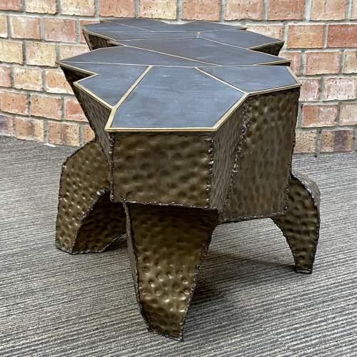 Paul Kingma Brutalist Coffee Table image-4