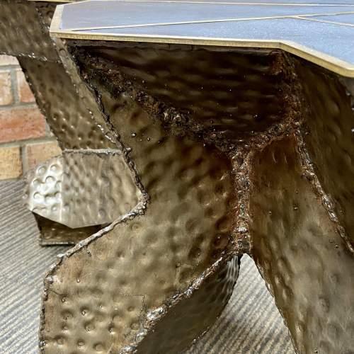 Paul Kingma Brutalist Coffee Table image-5