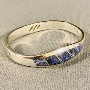 Mexican Heavy Silver Bracelet