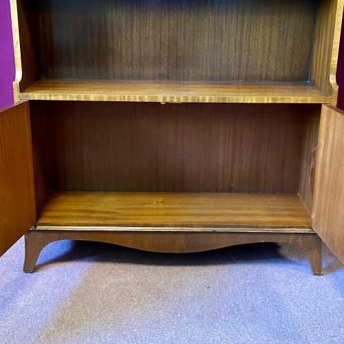Qualoty 20th Century Cabinet Bookcase image-2