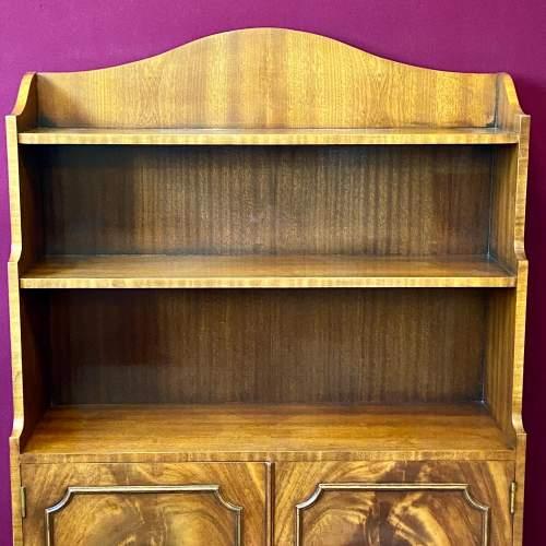 Qualoty 20th Century Cabinet Bookcase image-4