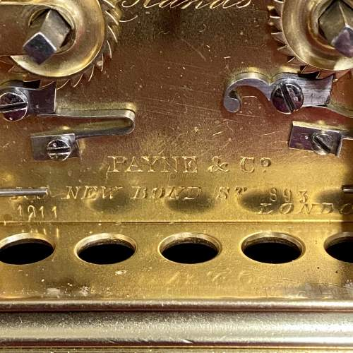 Good Quality French Brass Carriage Clock image-6