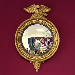 Eagle Convex Mirror by Atsonea