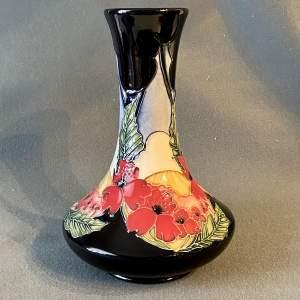 Moorcroft Forever England Vase