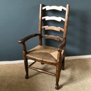 Georgian Style Childs Chair