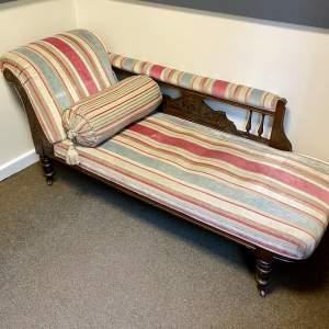 Edwardian Chaise Longue