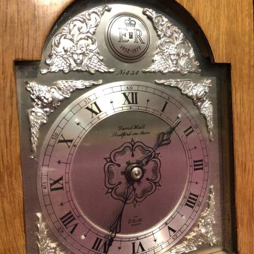 Rare Commemorative Mantel Clock image-2