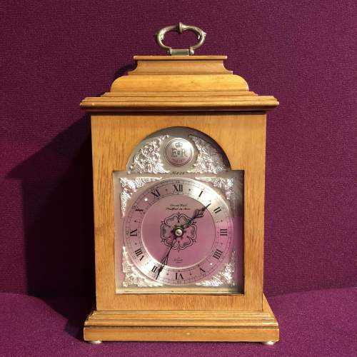 Rare Commemorative Mantel Clock image-1