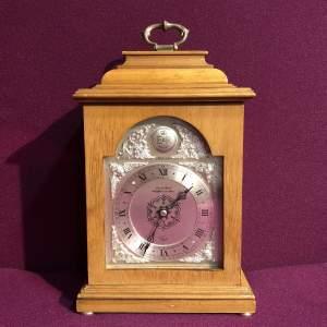Rare Commemorative Mantel Clock
