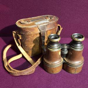 Pair of WW1 British Officers Binoculars