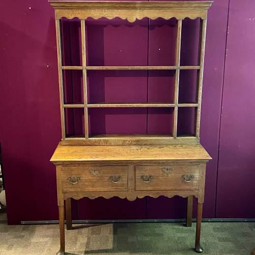 Early 20th Century Oak Dresser image-1