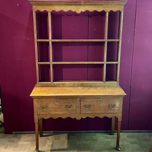 Early 20th Century Oak Dresser