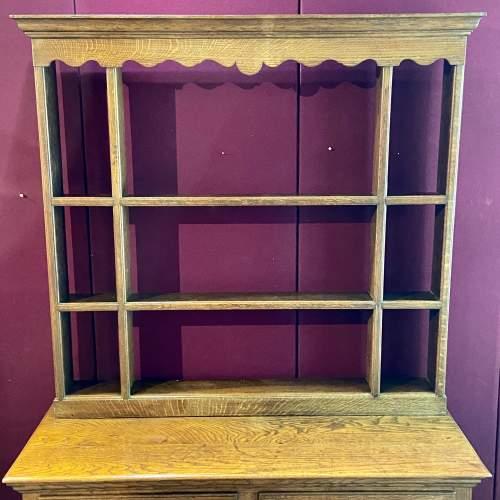 Early 20th Century Oak Dresser image-2