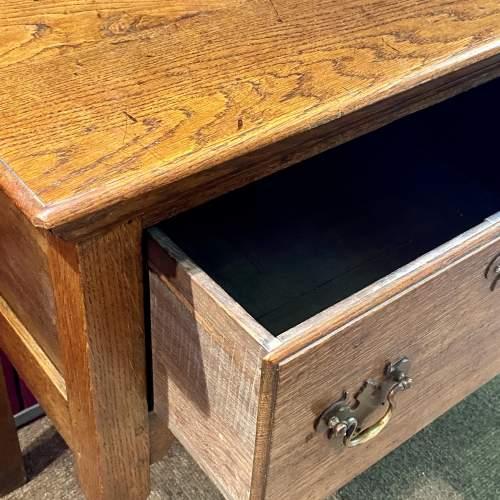 Early 20th Century Oak Dresser image-4