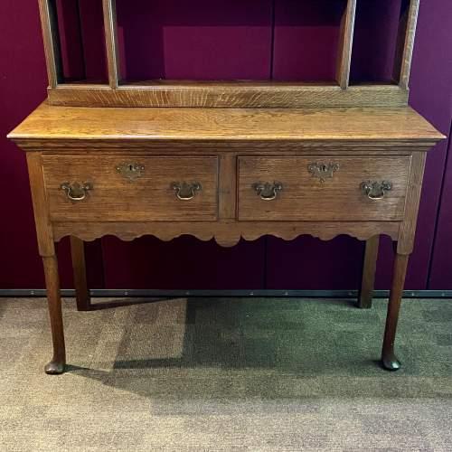 Early 20th Century Oak Dresser image-3