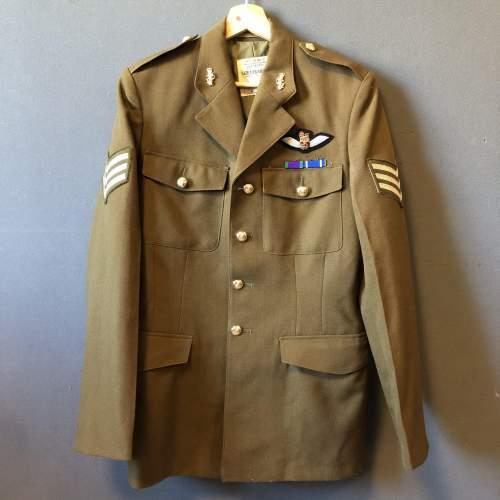 Royal Signals Sergeants Uniform image-1