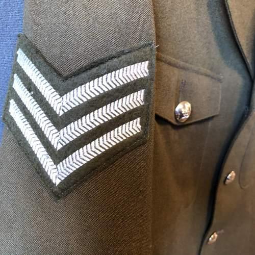 Royal Signals Sergeants Uniform image-2