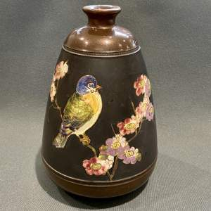 Bretby Arts and Crafts Lustre Vase