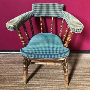 Ex Railway Captains Chair