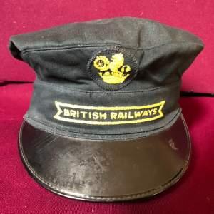 British Railways Diesel Drivers Cap