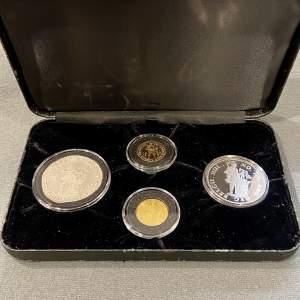 Commemorative Netherlands Ducat Coin Set