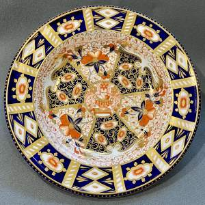 Early 19th Century Davenport Imari Plate
