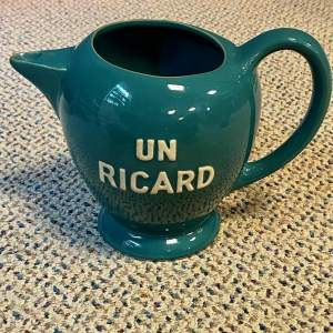 20th Century French Ricard Advertising Jug