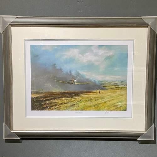 Speak Merlin Supermarine Spitfire Print by Robin Smith G.Av.A. image-1