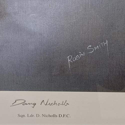 Seek and Destroy Spitfire Print by Robin Smith G.Av.A. Signed image-5