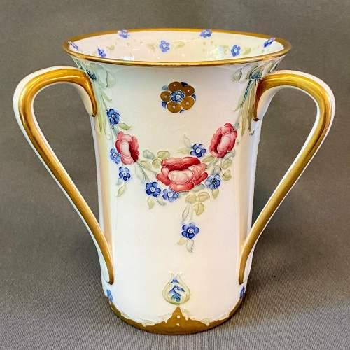 Macintyre Moorcroft Three Handle Vase image-1