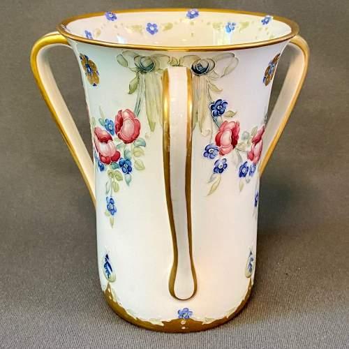 Macintyre Moorcroft Three Handle Vase image-2