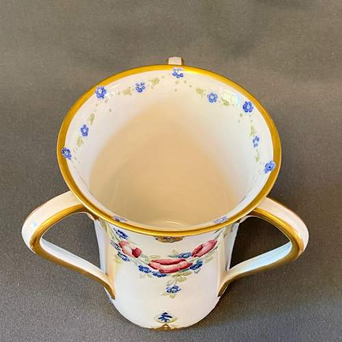 Macintyre Moorcroft Three Handle Vase image-3