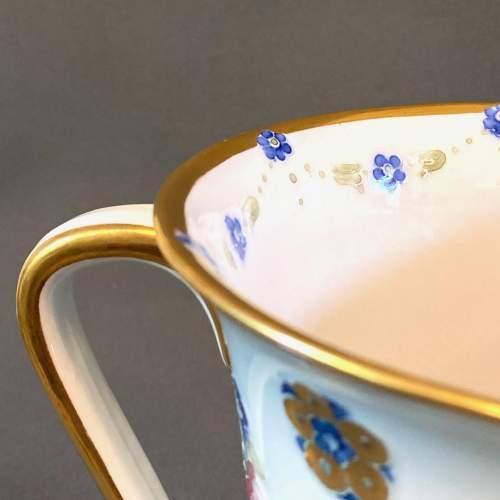 Macintyre Moorcroft Three Handle Vase image-5