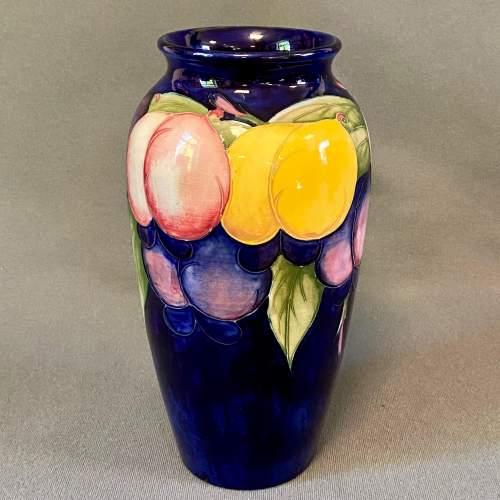 Large Moorcroft Pottery Wisteria Vase image-2