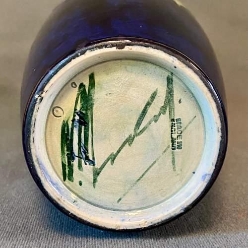 Large Moorcroft Pottery Wisteria Vase image-6