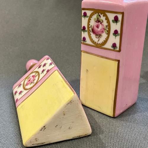 Set of Porcelain Scent Bottles image-4