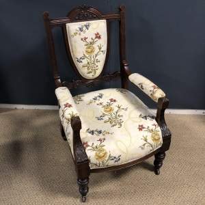 Victorian Salon chair
