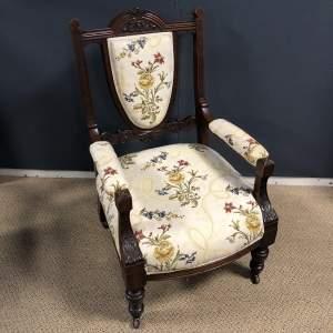 Victorian Salon chair