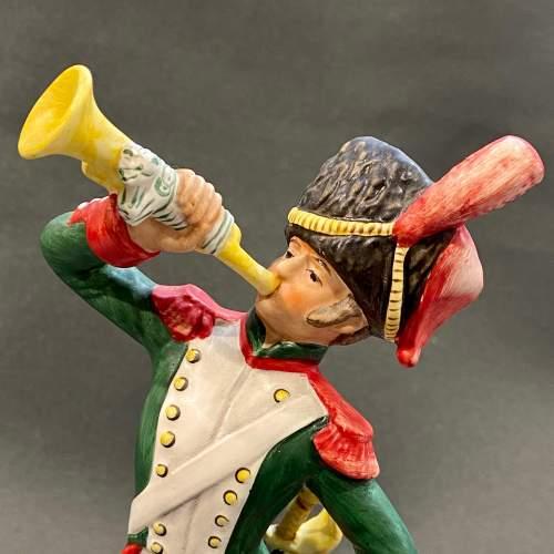 Goebel Soldier Figurine Bochman Cuirassier 1812 image-2