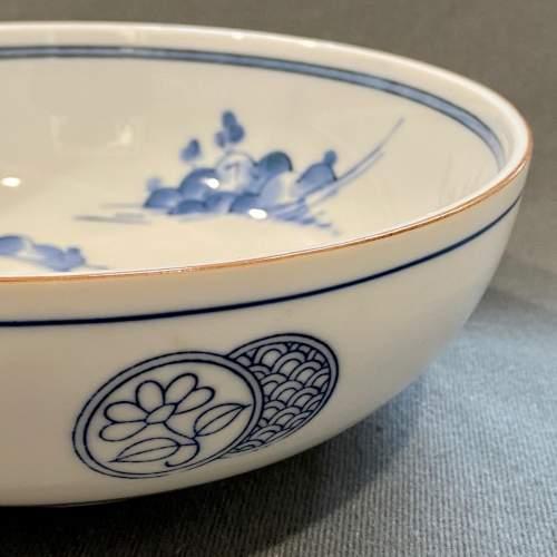 Mid 20th Century Japanese Porcelain Bowl image-4