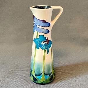 Moorcroft Blue Heaven Vase