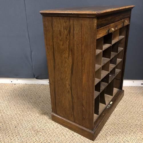 Victorian Walnut Filing Cabinet image-5
