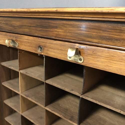 Victorian Walnut Filing Cabinet image-3