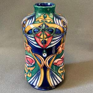 Moorcroft Limited Edition Cymric Dream Vase