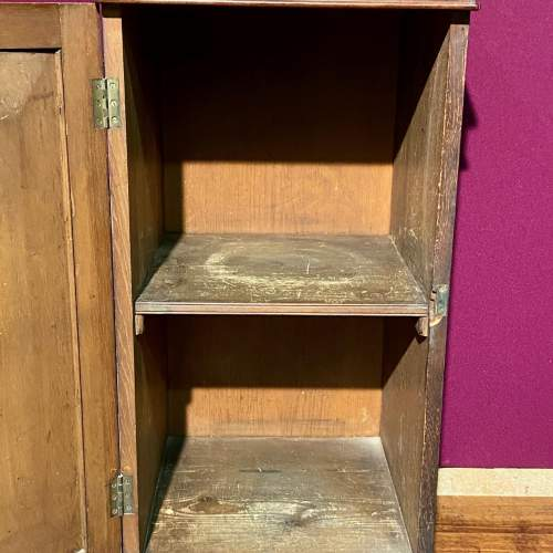 Early Victorian Mahogany Dining Room Cupboard image-4