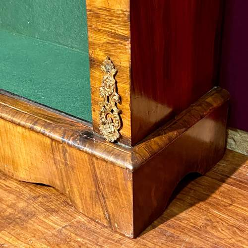 19th Century Walnut Pier Bookcase image-3